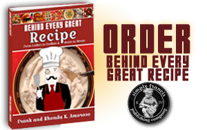 Order Behind Every Great Recipe Today